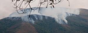 Incêndio Setor Norte do PESP