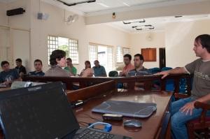 Treinamento de técnicos - IEF/CER